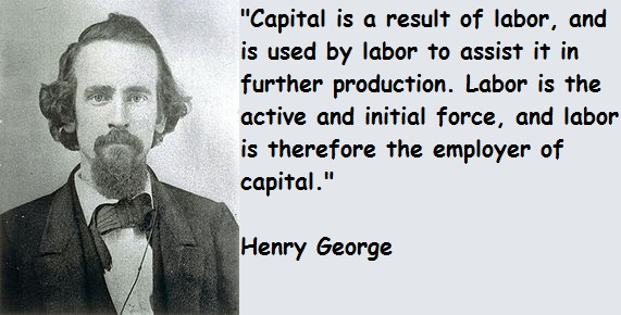 Henry George's quote #4