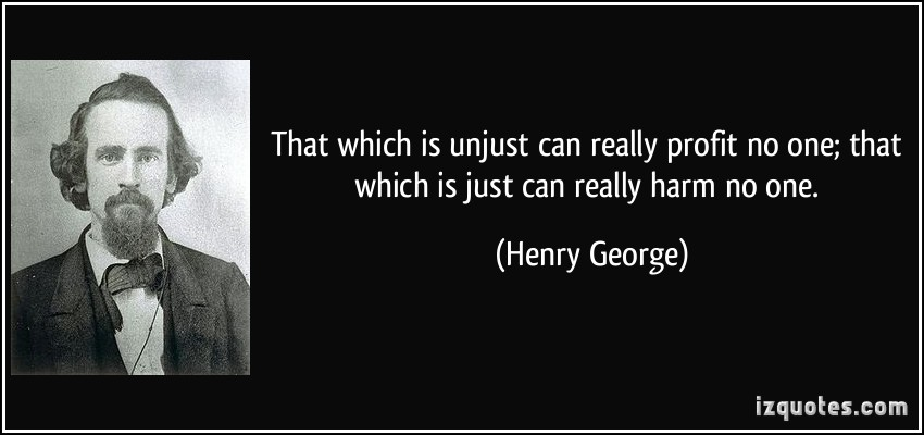 Henry George's quote #6