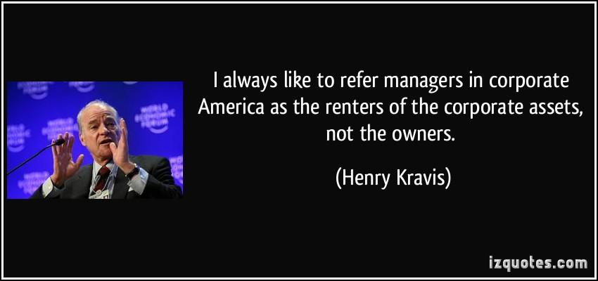 Henry Kravis's quote #7