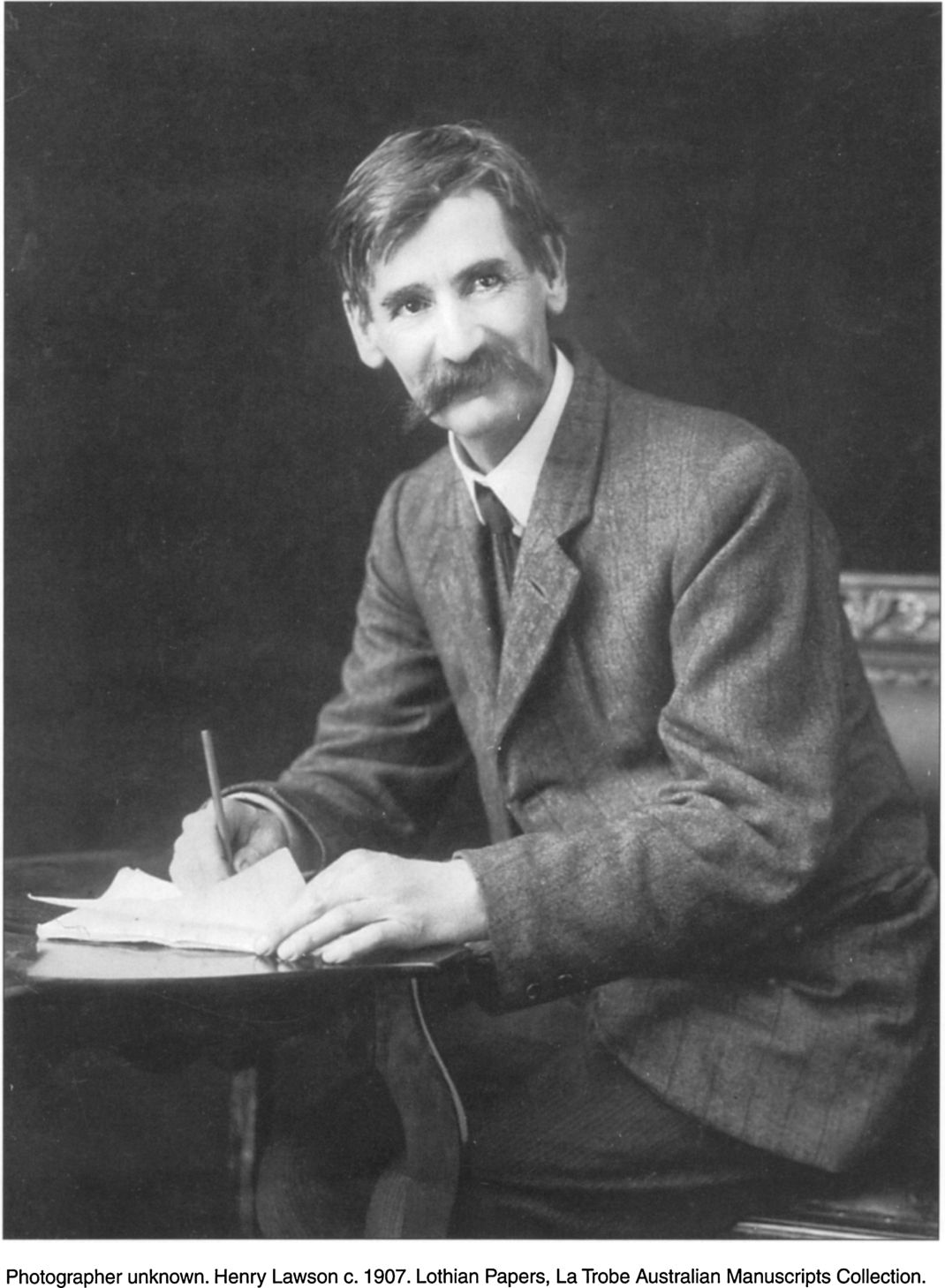 distinctively visual henry lawson speech Speech distinctively visual can be something that is visualized, foreseen or thought of it can be portrayed through forms of language or texts that create images affecting interpretation and shape meaning.