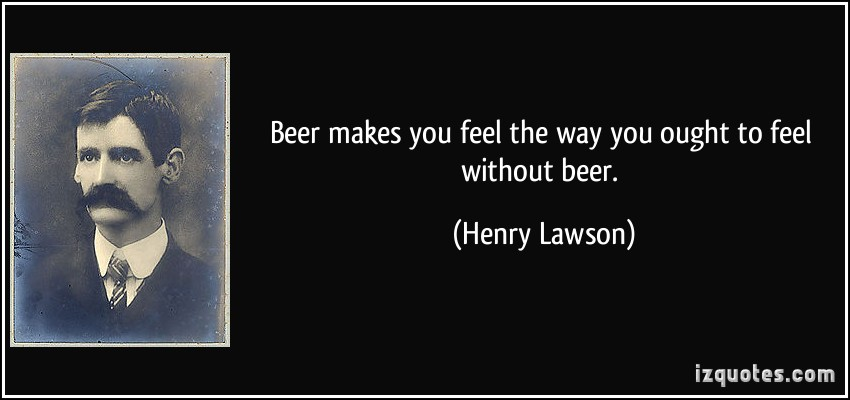 Henry Lawson's quote #4