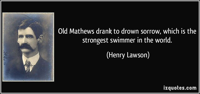 Henry Lawson's quote #3