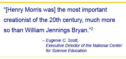 Henry M. Morris's quote #1