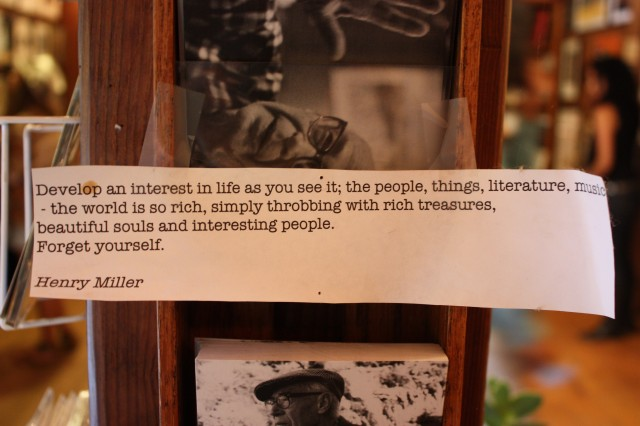 Henry Miller's quote #4