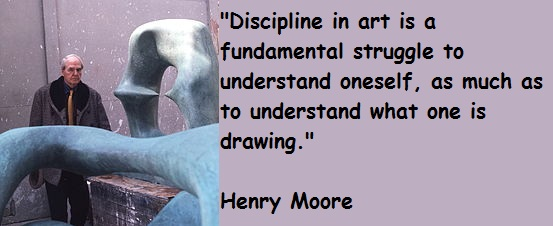 Henry Moore's quote #2