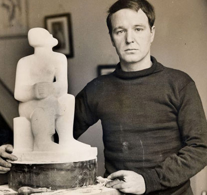 Henry Moore's quote #3