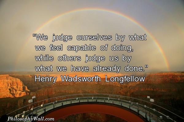Henry Wadsworth Longfellow's quote #1