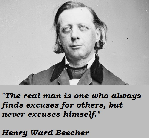 Henry Ward Beecher's quote #5