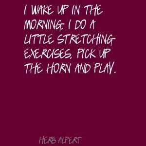 Herb Alpert's quote #5