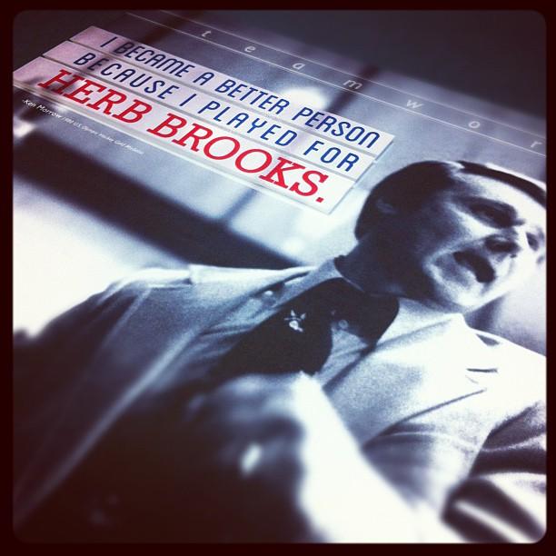 Herb Brooks's quote #3