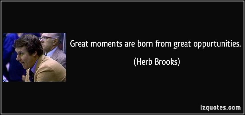 Herb Brooks's quote #2