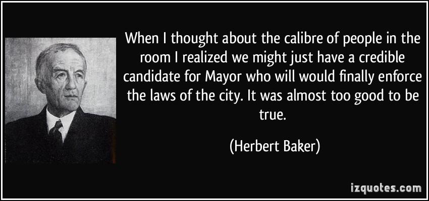 Herbert Baker's quote #1