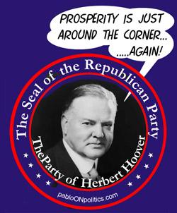 Herbert Hoover quote #1