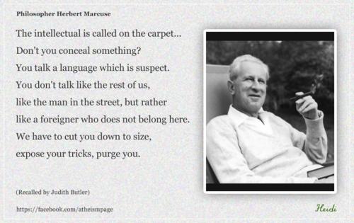 Herbert Marcuse's quote #3
