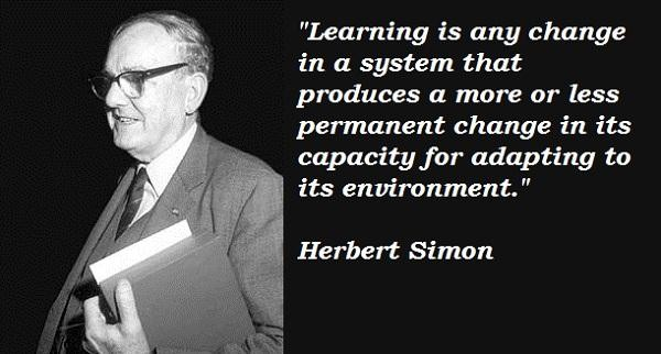 Herbert Simon's quote #4
