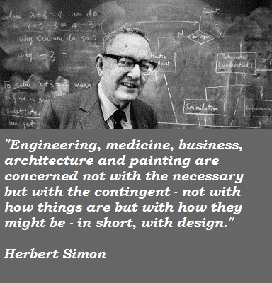 Herbert Simon's quote #5