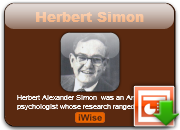 Herbert Simon's quote #8