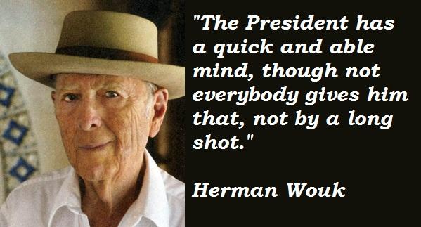 Herman Wouk's quote #2