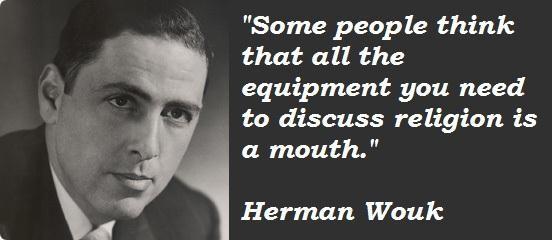 Herman Wouk's quote #3