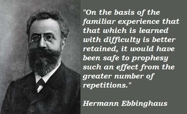 Hermann Ebbinghaus's quote #7