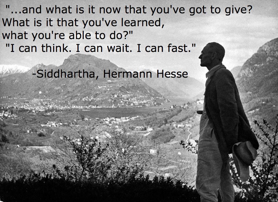 Hermann Hesse's quote #6