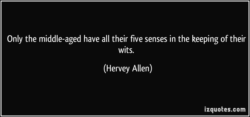 Hervey Allen's quote #2