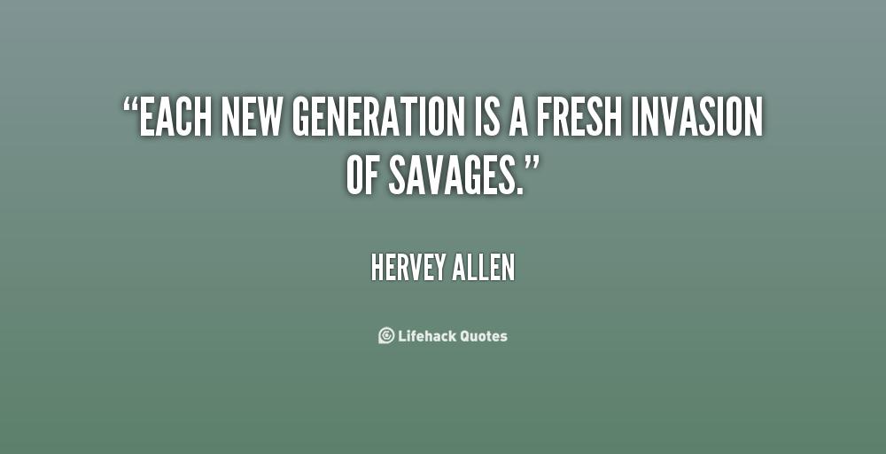 Hervey Allen's quote #3