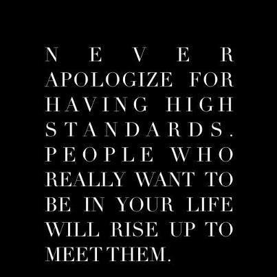 Highest Standards quote #2