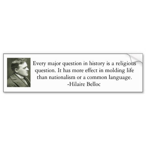 Hilaire Belloc's quote #1