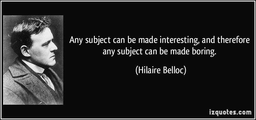 Hilaire Belloc's quote #2