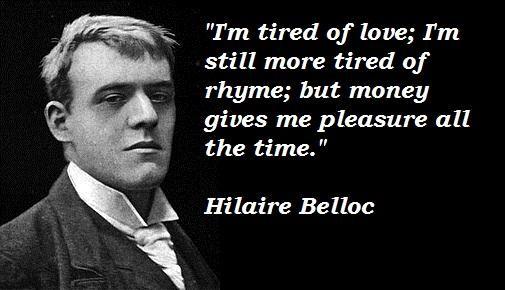 Hilaire Belloc's quote #8