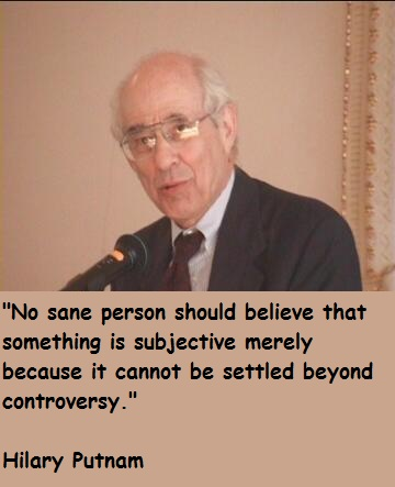 Hilary Putnam's quote #3
