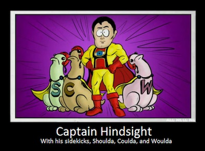Hindsight quote #2