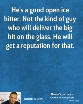 Hitter quote #2