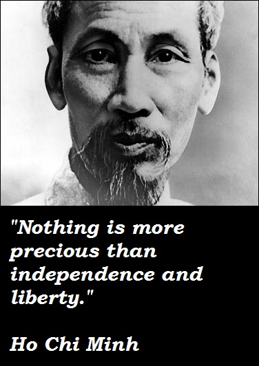 Ho Chi Minh's quote #4