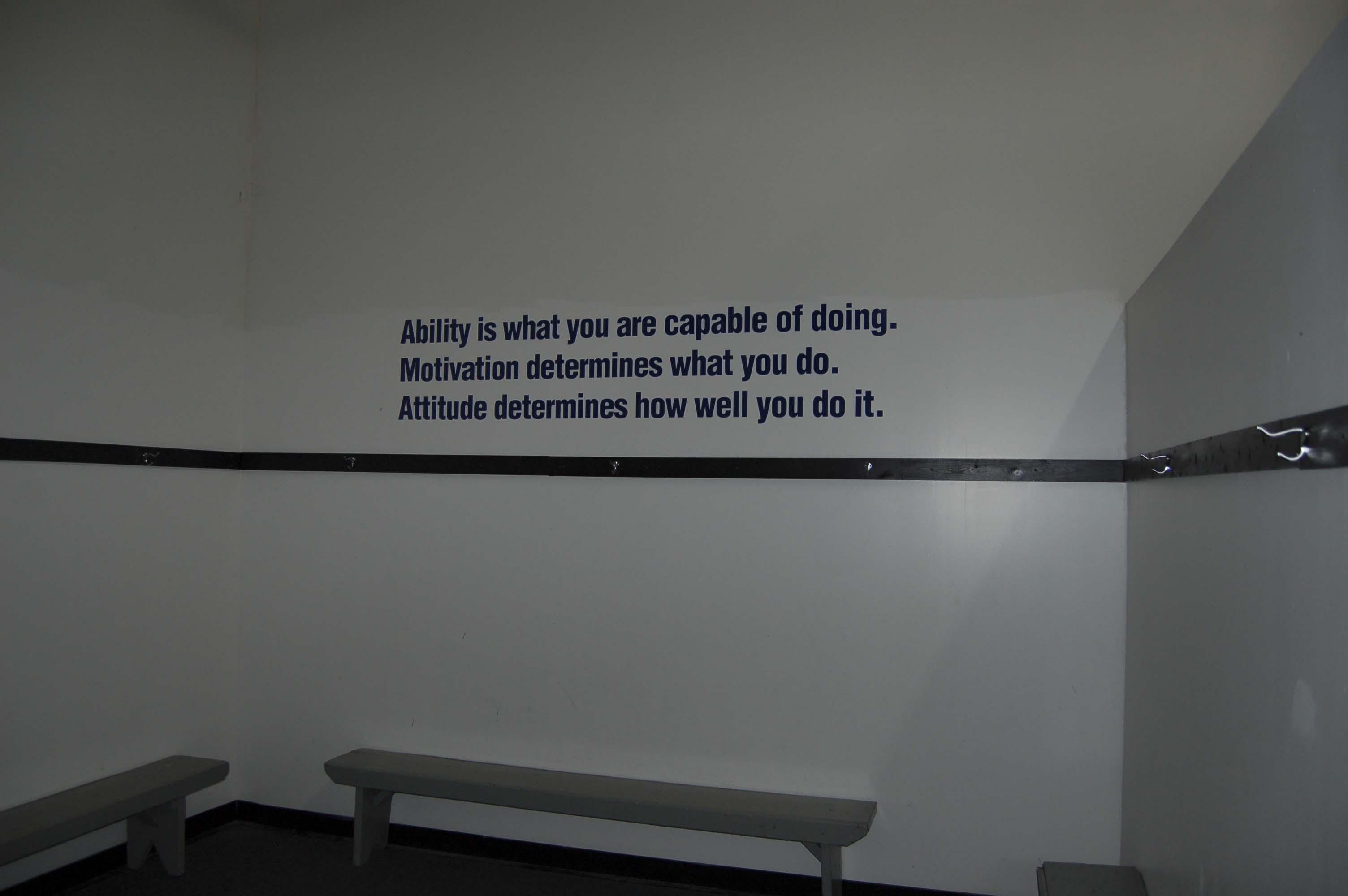 Hockey quote #2