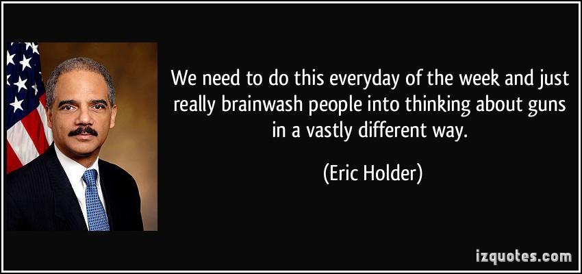 Holder quote #1