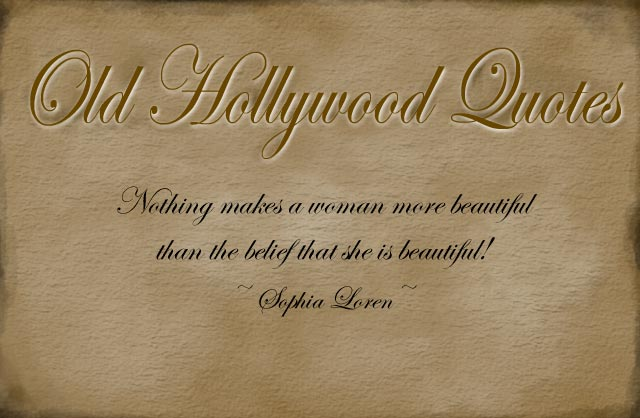 Hollywood quote #5