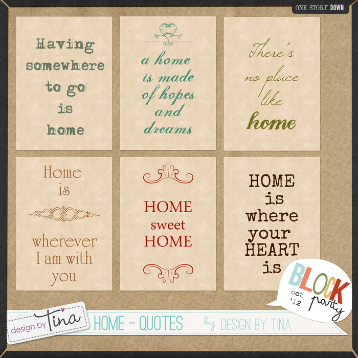 Home quote #4
