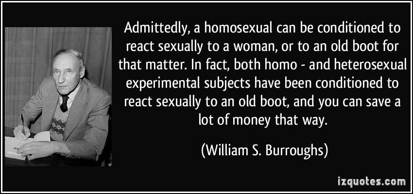 Homo quote #1