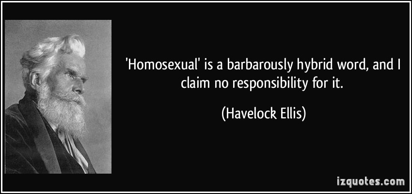 Homosexual quote #3