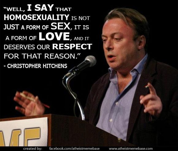 Homosexuality quote #2