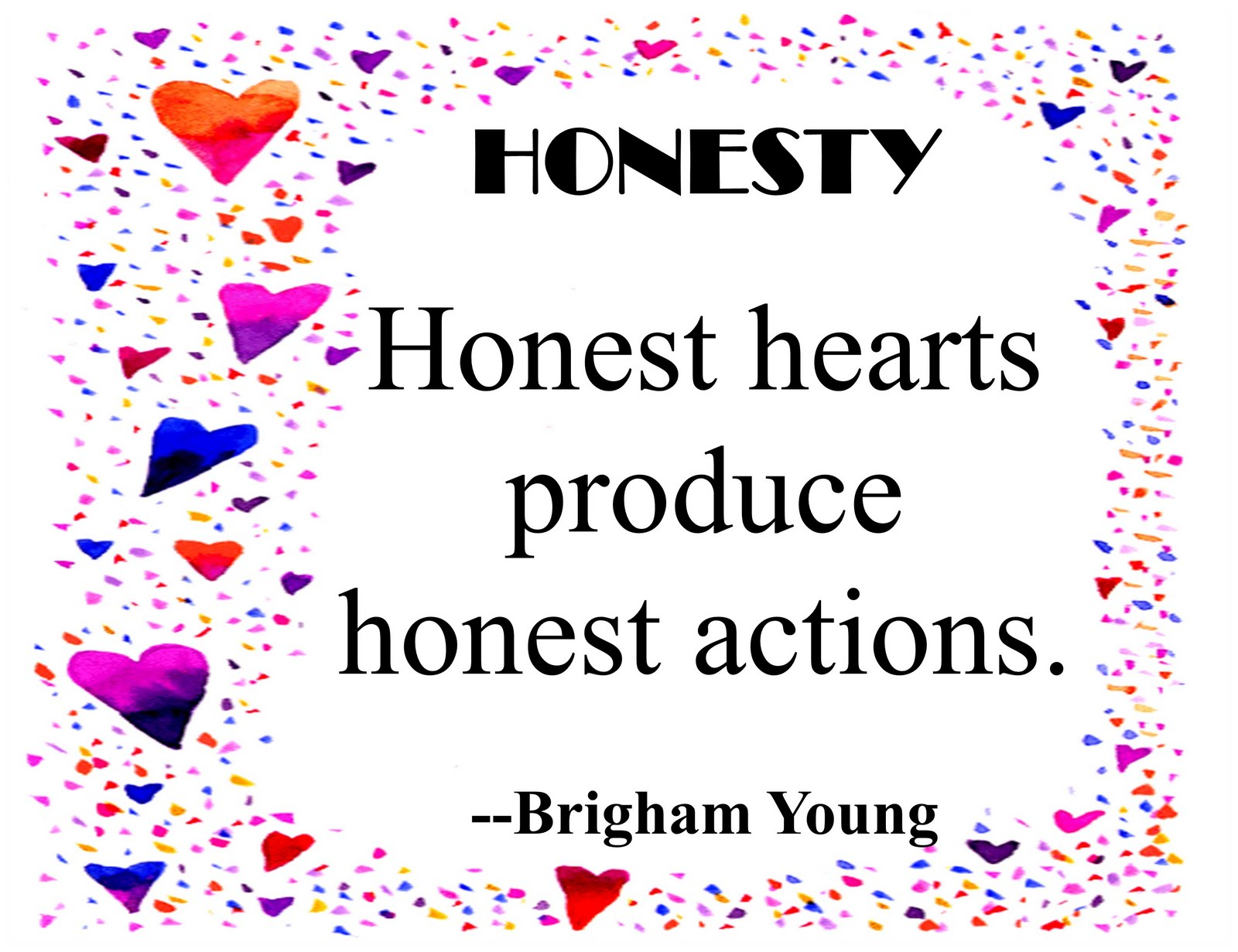 Honest quote #1