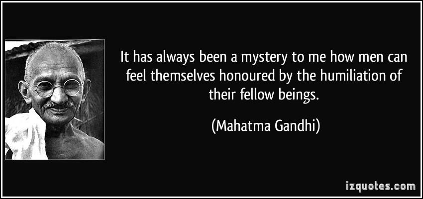 Honoured quote #1