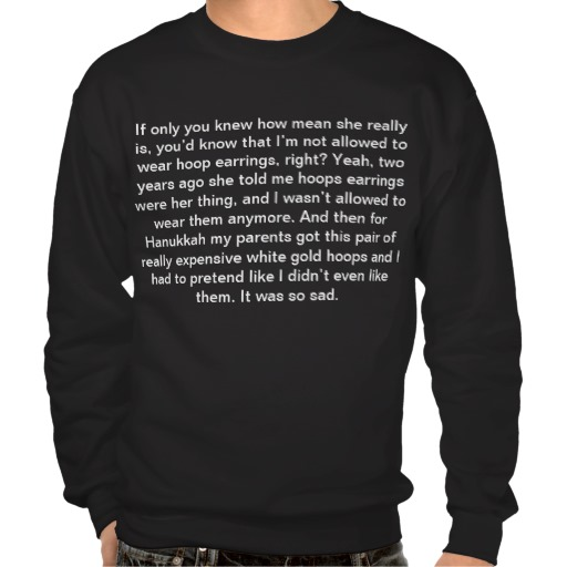 Hoop quote #1