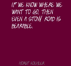 Horst Koehler's quote #1