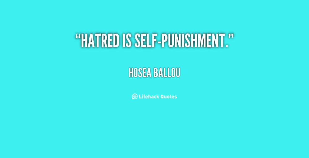 Hosea Ballou's quote #4