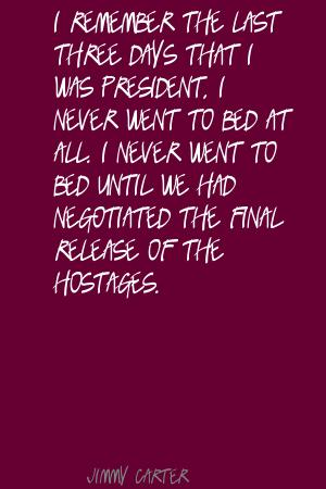 Hostages quote #2