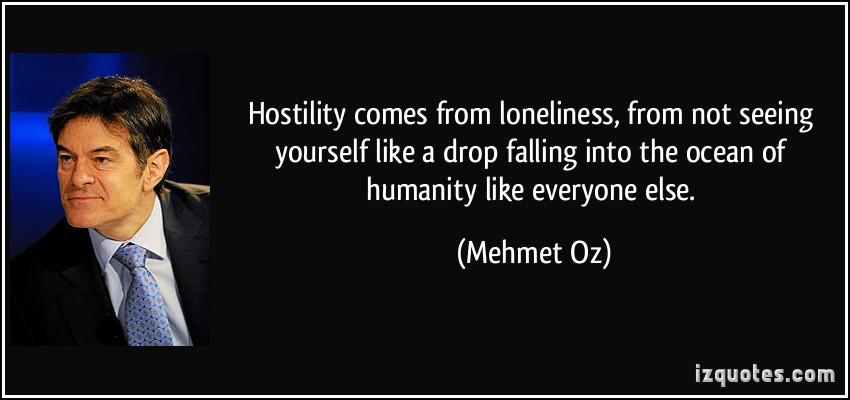 Hostility quote #1