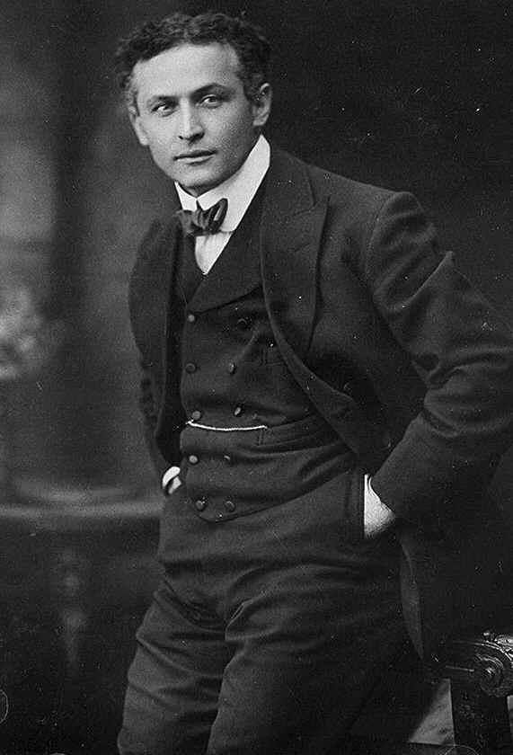 Houdini quote #1